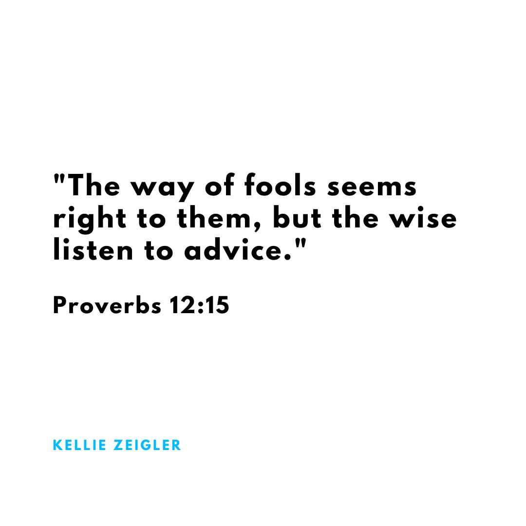 Proverbs 1215